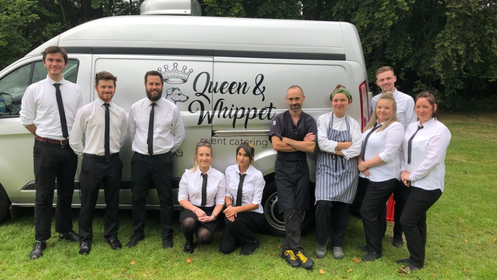 team photo NO CREDIT Sep 2019 1000x563 - Planning a marquee wedding?