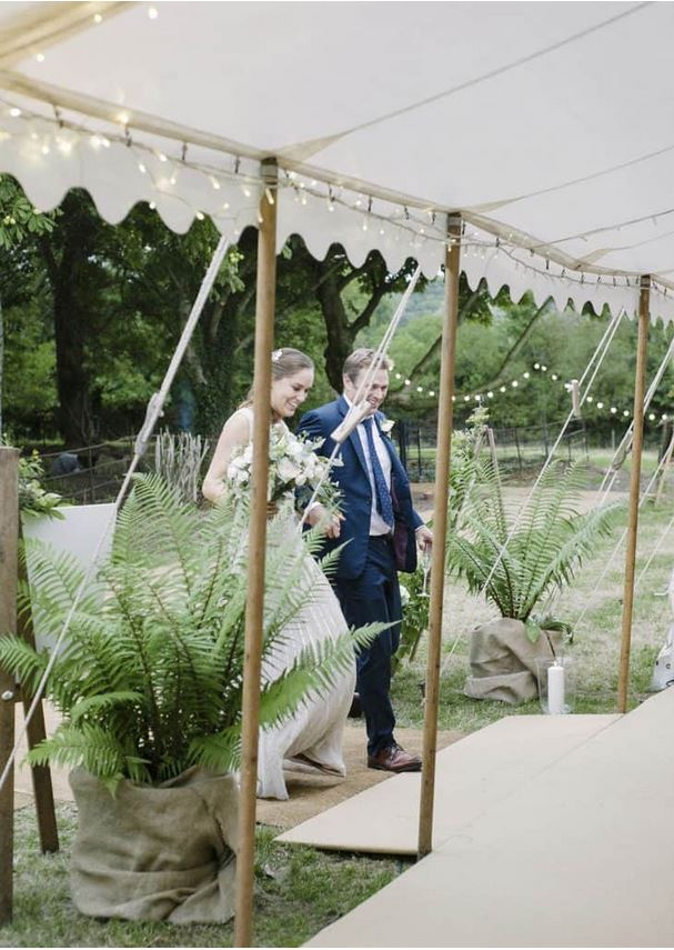 theroseshed marquee2 - Planning a marquee wedding?