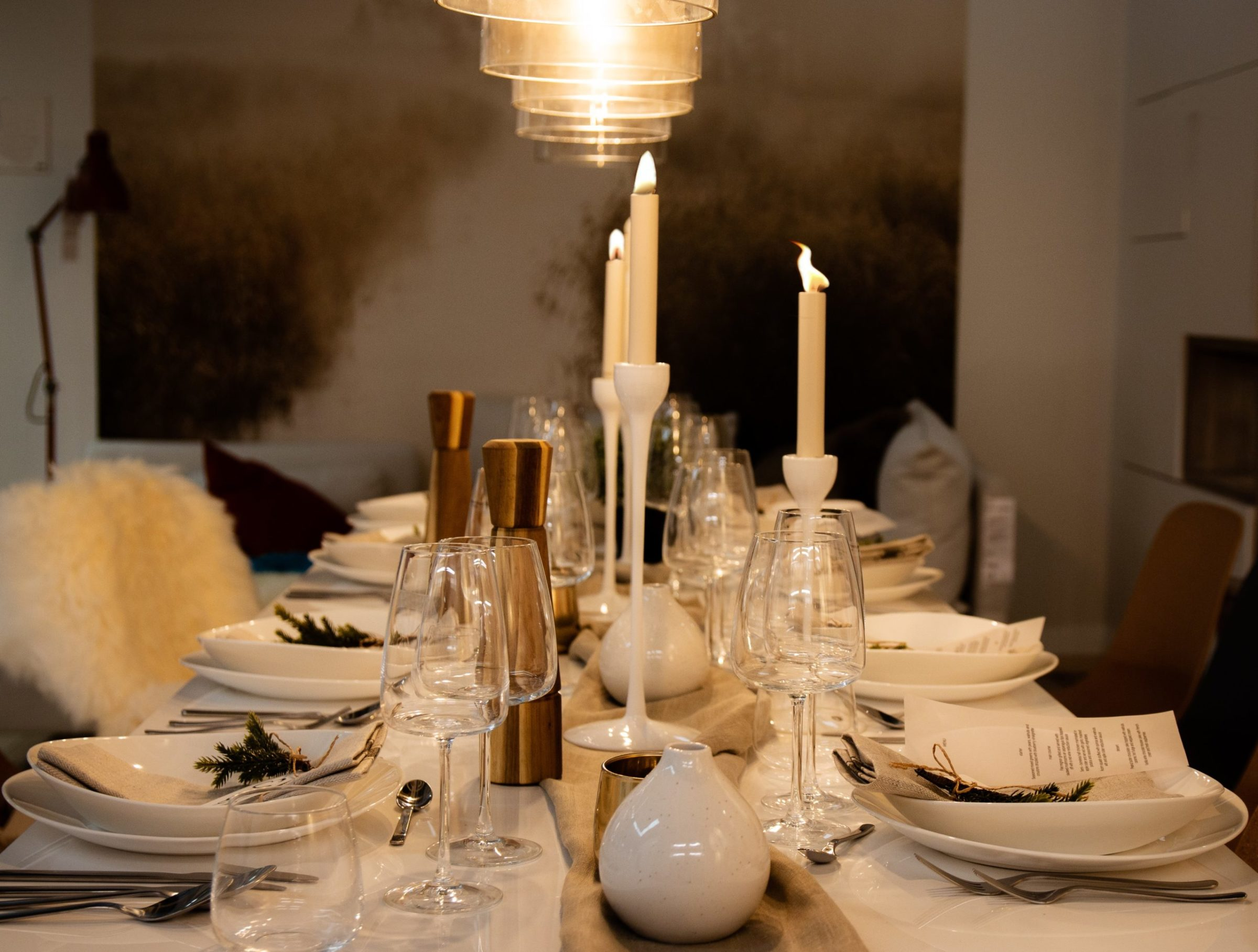 Christmas party private dining catering bristol bath somerset